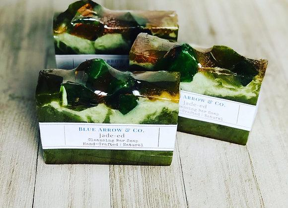Jade-ed Soap