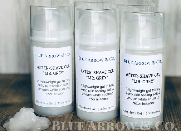 """After-Shave Gel """"Mr Grey"""""""
