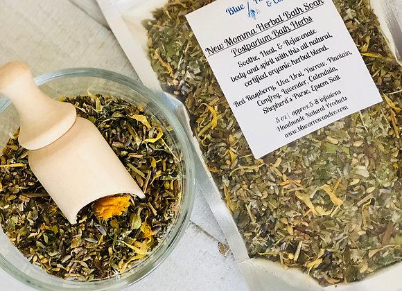 New Momma Herbal Bath Soak