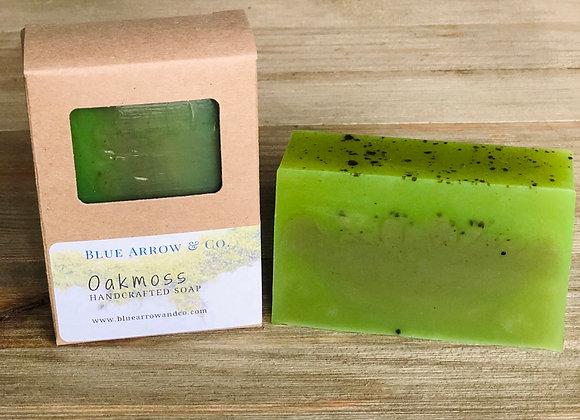 Oakmoss Soap {Men's}