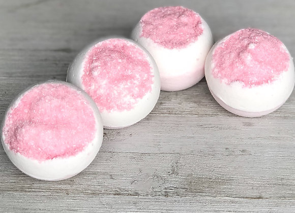 Pink Quartz Bath Bomb