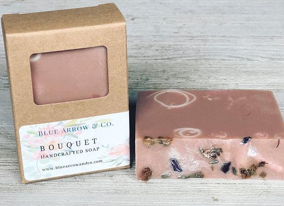 Bouquet Soap