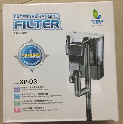 filtro de mochila xp 3
