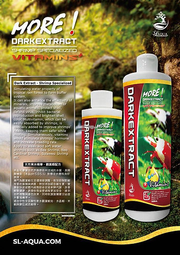 SL Aqua Dark Extract Black Water 250cc