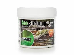 salty shrimp Bee shrimp mineral Gh+ 100 grs - reempacado