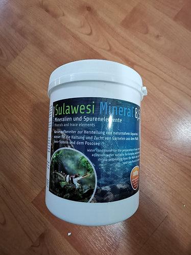 Sulawesi mineral 8,5 reempacado por 100 grs