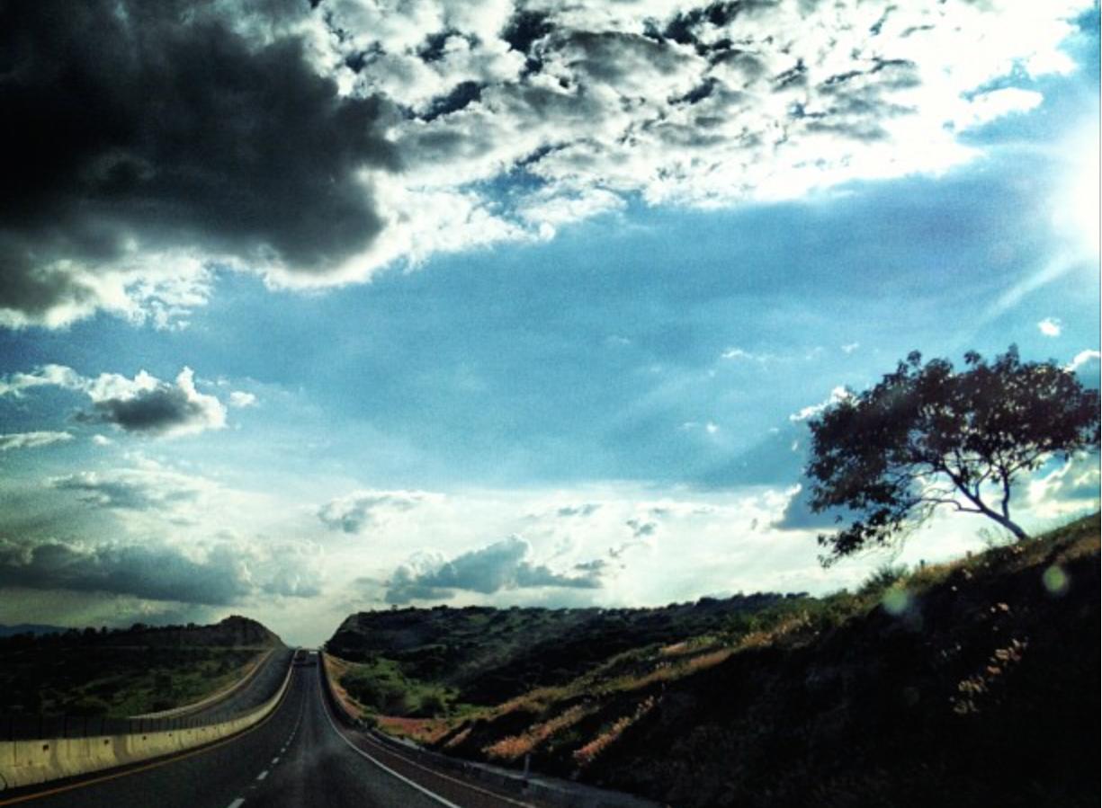 Camino paisaje