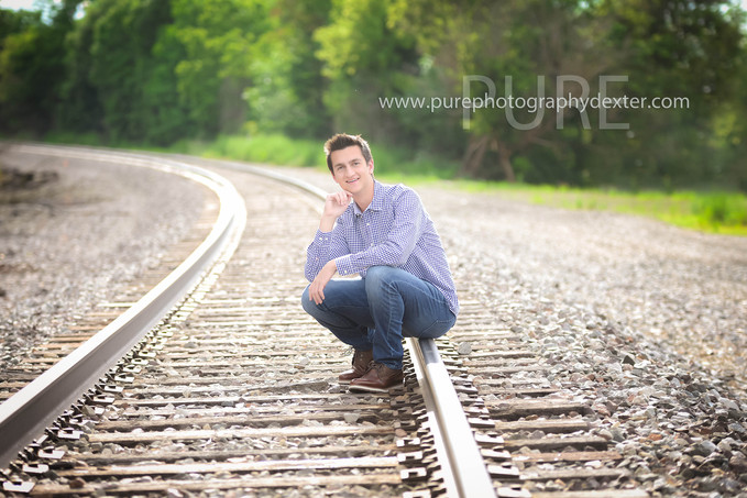 Nick | Senior Portraits