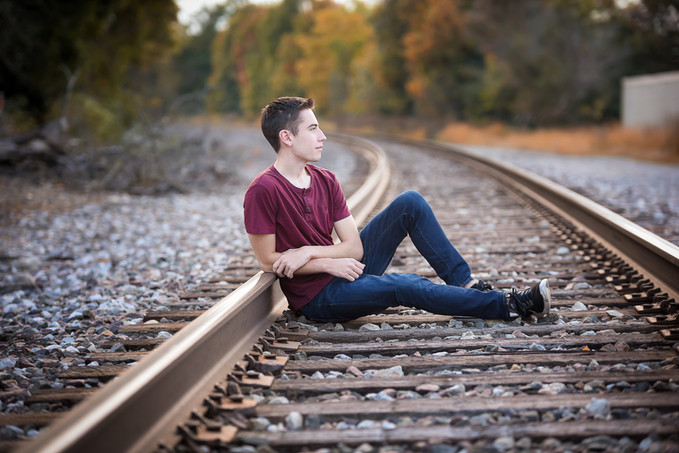 Austin Walt | Senior Portraits