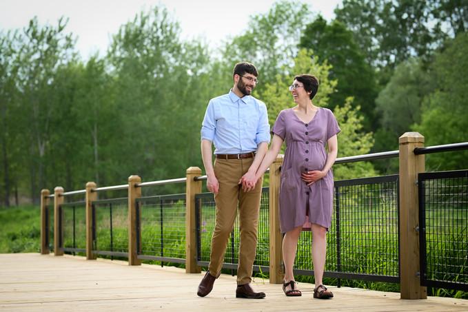 Rachel + Aaron   Maternity
