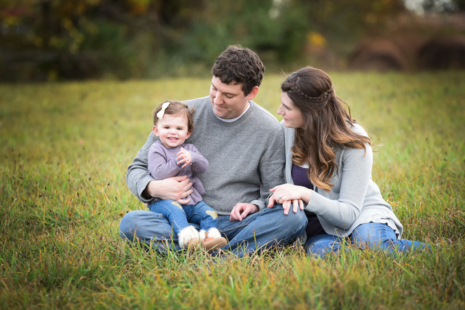 Walters | Fall Family Session