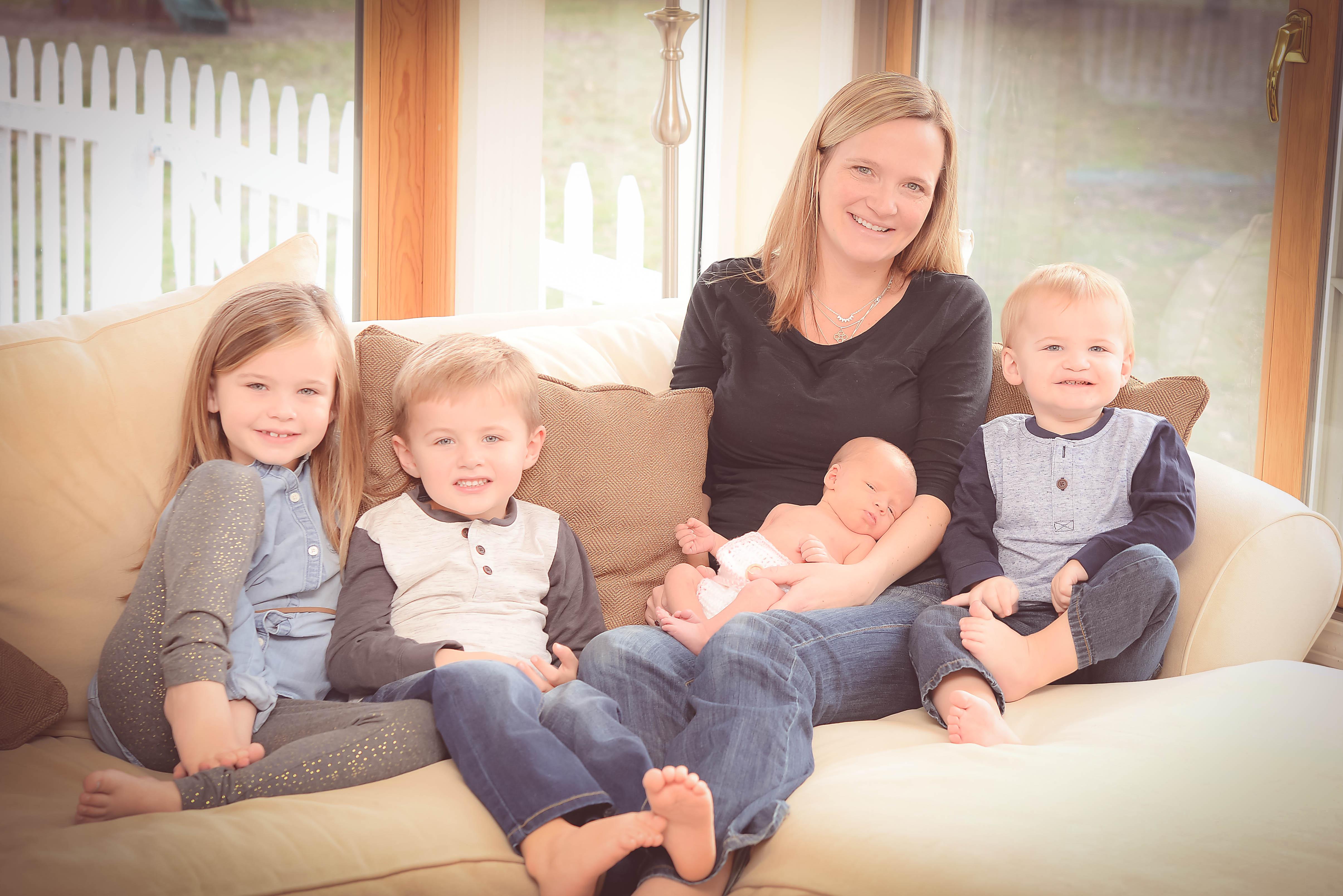 Mommy & Kids