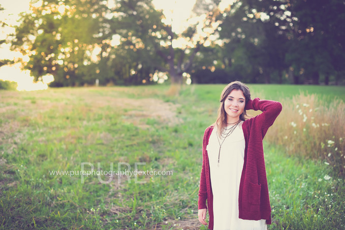 Regan Corum | Senior Portraits