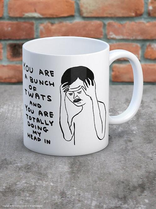 David Shrigley Mug