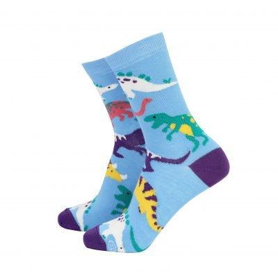 Dinosaur Ladies Socks