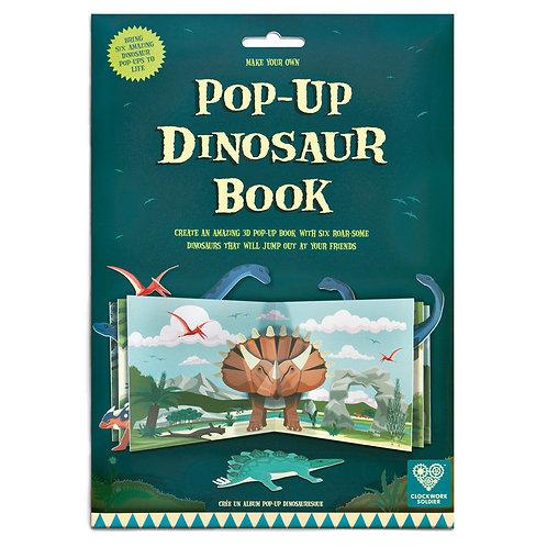 Pop Up Dinosaur Book
