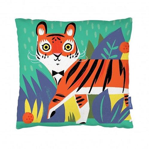 Jungle Tiger Cushion