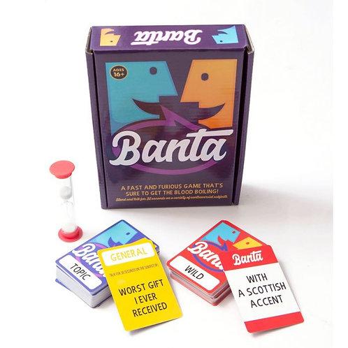 Banta Card Game