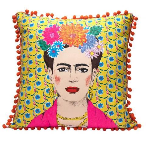 Frida Cushion Pattern