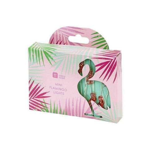 Mini Flamingo String Lights
