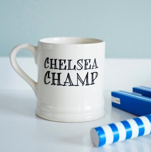 Chelsea Champ Mug