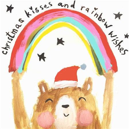 Christmas wishes Rainbow Wishes