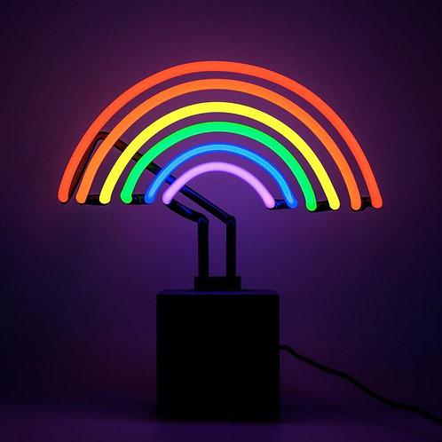 Neon Rainbow Sign