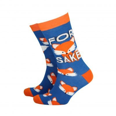 For Fox Sake Mens Socks