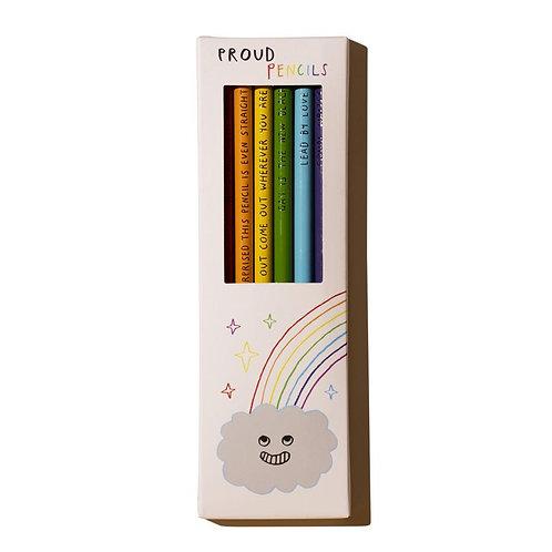 Pride Pencils