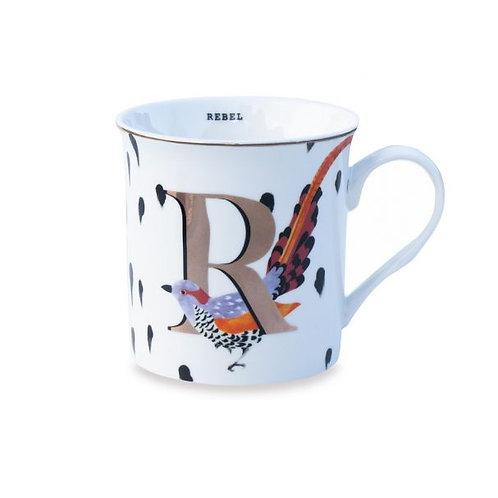 R For Rebel Mug
