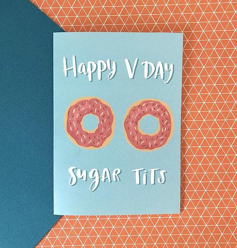 Happy V Day Sugar Tits
