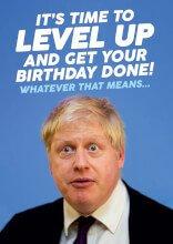 Level Up Boris