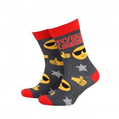 Total Legend Mens Socks