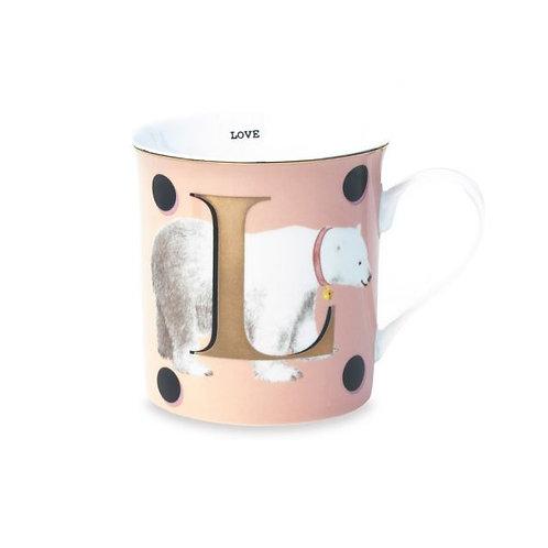 L For Love Mug