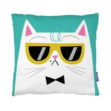 Cool Cat Cushion