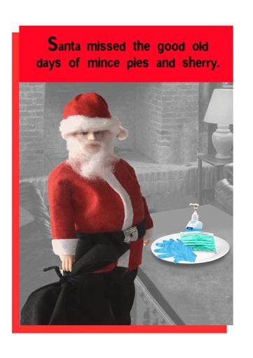 Mince Pies & Sherry