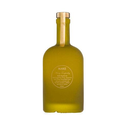 MAKE Bath Replenish Bath Foam with Essential Oils