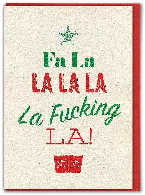 La La Fucking La