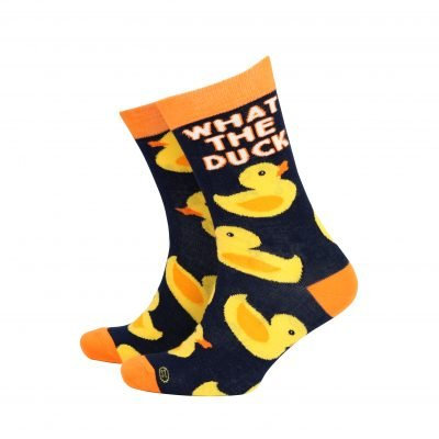 What The Duck Mens Socks