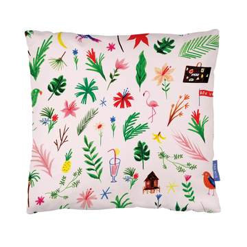 Tropical Plants Cushion