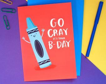 Go Cray