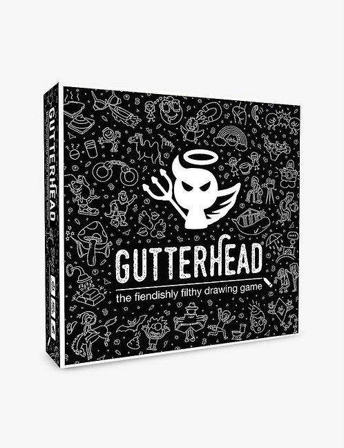 Gutterhead Fiendish Drawing Game