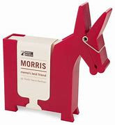 Donkey Memo Holder And Notes