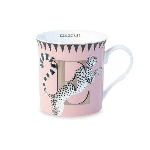 E For Extraordinary Mug