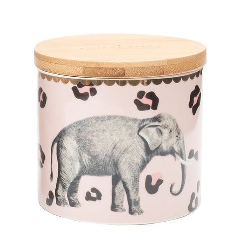 Yvonne Ellen Elephant Small Storage Jar