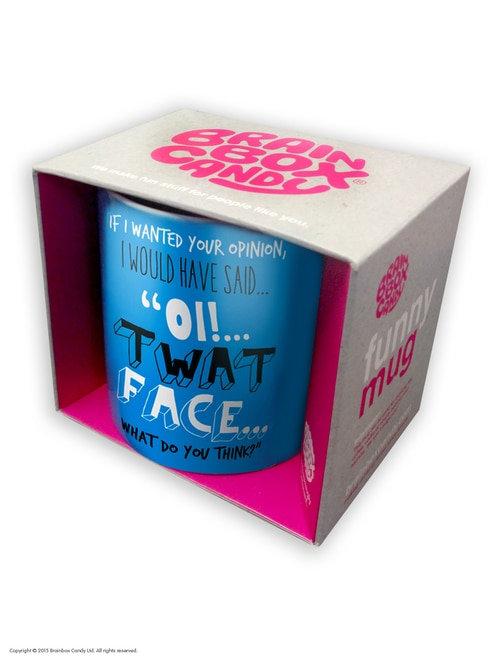 Twat Face Mug