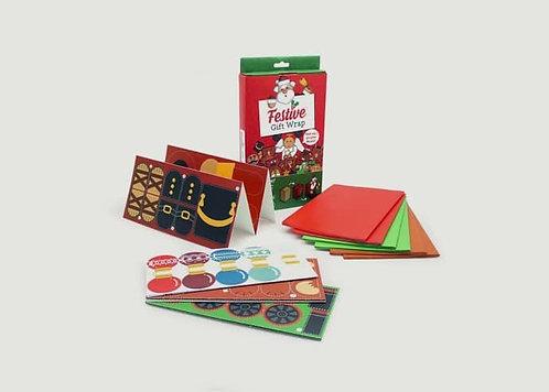 Festive Gifts Wrap