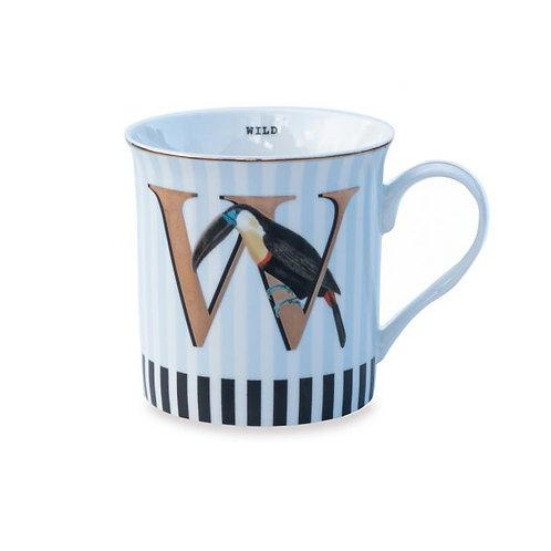 W For Wild Mug