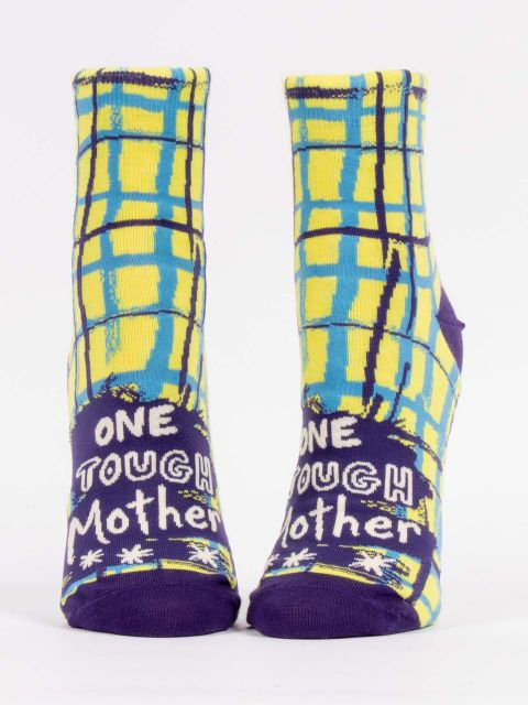 One Tough Mother Ladies Socks