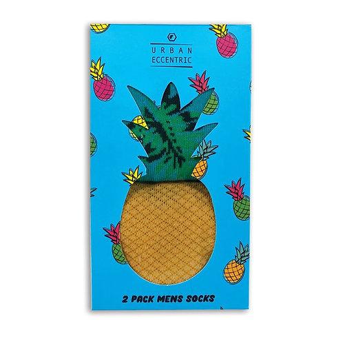 Pineapple Socks Gifts Set